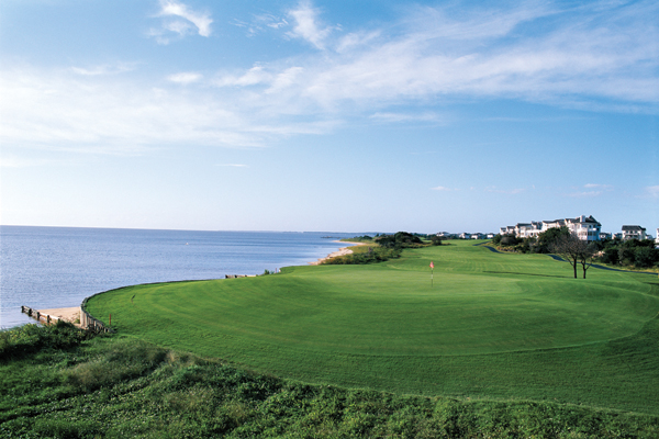 Outer Banks Golf Course - Nags Head Golf Links