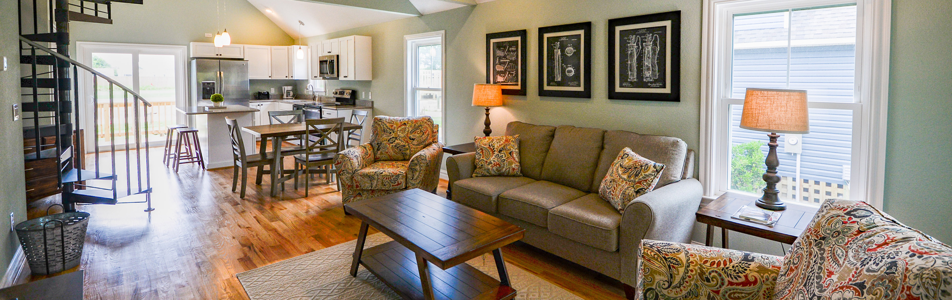 Outer Banks Rental - Cottages at Kilmarlic Golf Resort