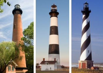 OBX-Lighthouses