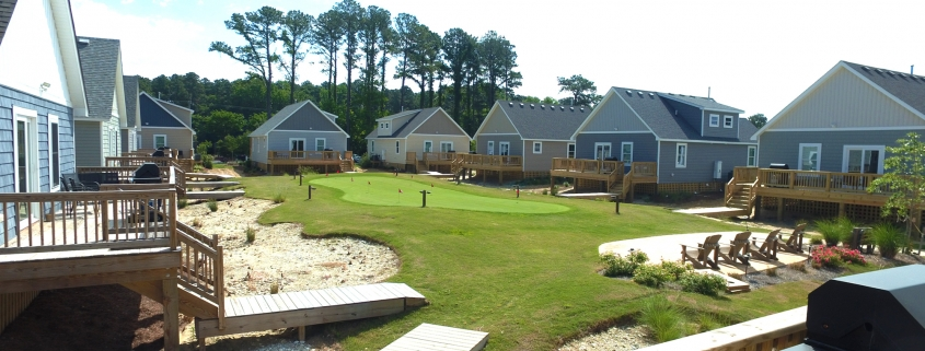 OBX Cottages at Kilmarlic Golf Resort